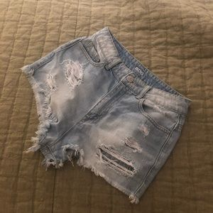BDG high rise shorts